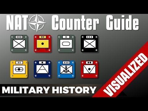 [Military 101] NATO Unit Counters - Niehorster Dialect