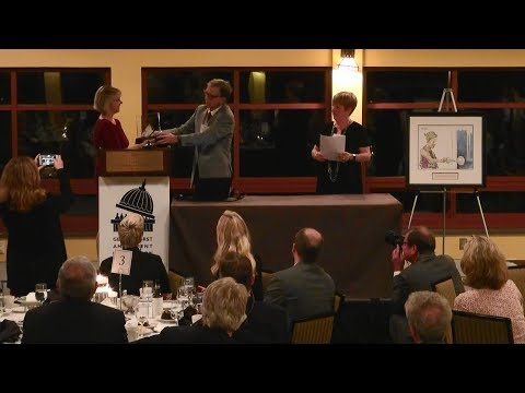 Georgia First Amendment Foundation Charles L. Weltner Freedom of Information Banquet 10/19/17