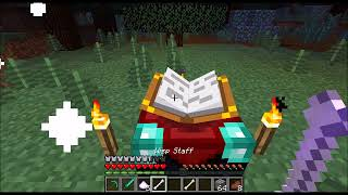 Wisps in Minecraft - New Armor and Weapons! - Minecraft Function Pack