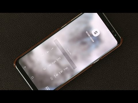 Samsung Galaxy S8: BEST Security Feature Explained!