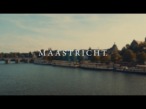 Maastricht in 4k | the Netherlands
