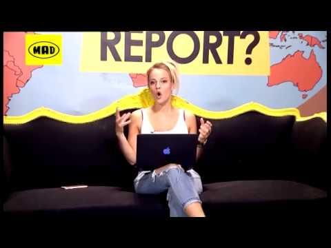 ❅ Loca Report στο Μad TV ❅ (19/9/17)