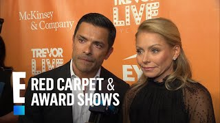 What Kelly Ripa & Mark Consuelos Learned From Lola Story | E! Red Carpet & Award Shows