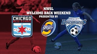 Chicago Red Stars vs. Boston Breakers