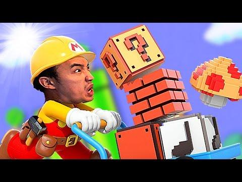 Super Mario Maker FR | POLO LE COBAYE!