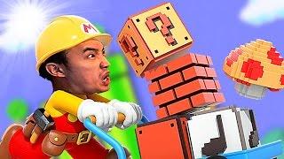 Super Mario Maker FR   POLO LE COBAYE!