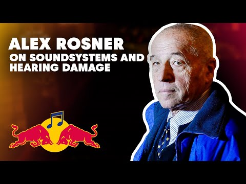 Alex Rosner Lecture (Cape Town 2003) | Red Bull Music Academy