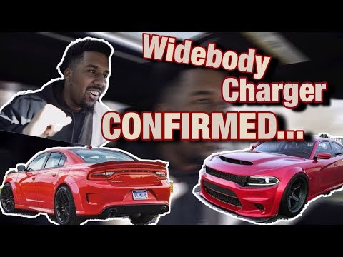 CONFIRMED... WIDEBODY 2020 Dodge Charger is COMING!!!! (MUST WATCH)