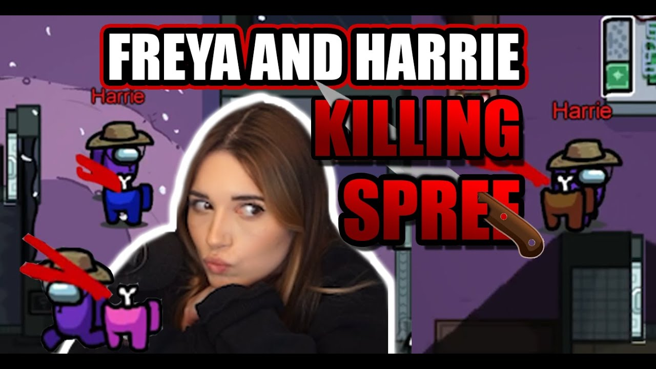 Download HARRIE AND FREYA PULL OFF A PERFECT WIN