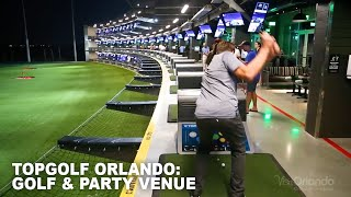 Topgolf Orlando: Golf & Party Venue | Orlando Meetings & Conventions