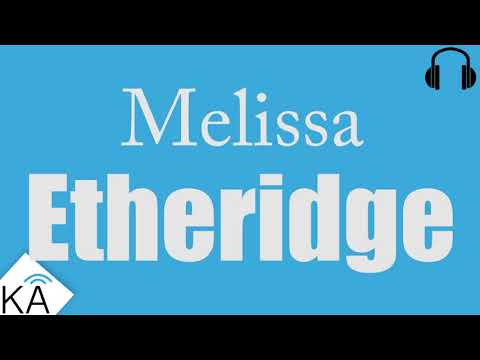 Melissa Etheridge Telling It Like It Is. | Interview