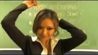 Стриптиз от учительницы