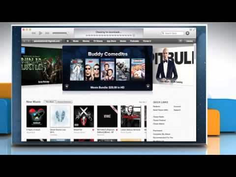 How to resume interrupted downloads from iTunes® Store
