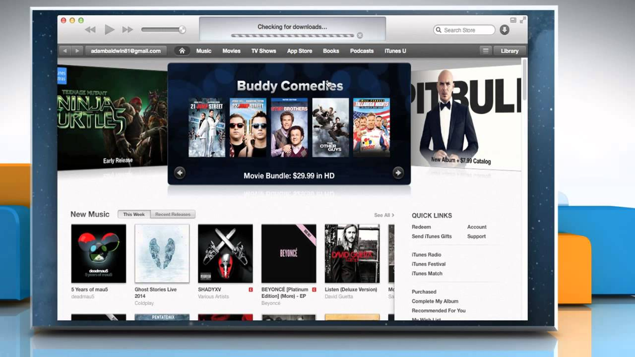 How to resume interrupted downloads from iTunes® Store - YouTube