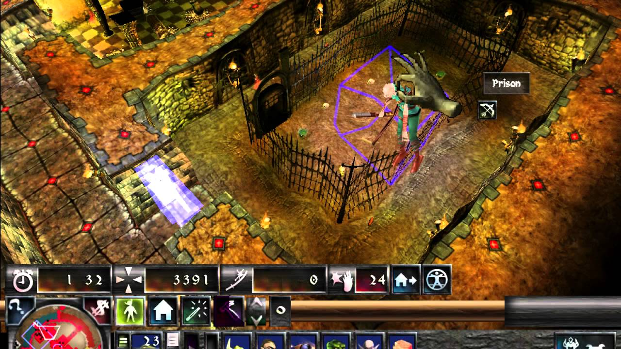 Dungeon Keeper 2 - Classic PC Game - YouTube
