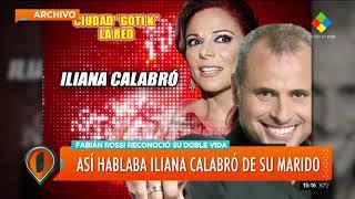 Iliana y Marina Calabró hablaron tras los dichos de Fabián Rossi