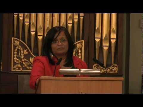 Prof. Mona Siddiqui - Love and Law in Christianity and Islam