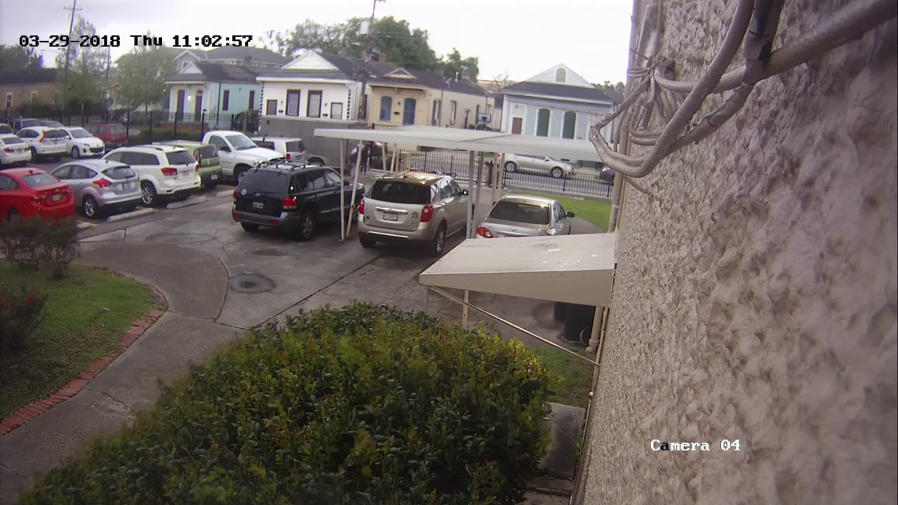 New Orleans Police Department- March 29, 2018