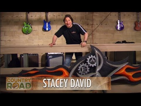 """Stacey David/Gearz - """"The Hot Wheels Story"""""""
