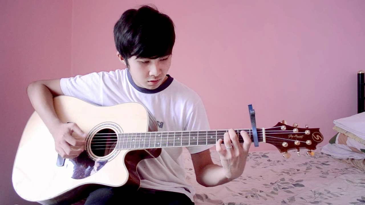 Krissy And Ericka 1251 Fingerstyle Cover By Jorell With Chords