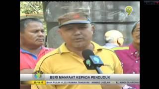 MOSTI : PENAPIS AIR INOVATIF PERTAMA MALAYSIA