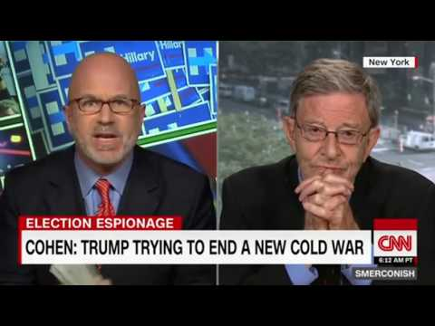 Russia Scholar Shuts Down Ignorant CNN Propaganda Host, on Trump, NATO & Russia