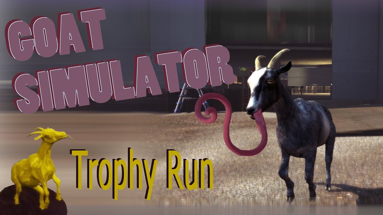 how to make goat simulator run faster