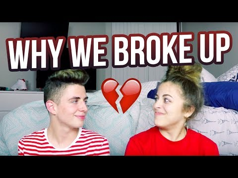 WHY WE BROKE UP... ft. ZARIEL