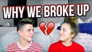 why we broke up ft zariel