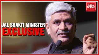 Jal Shakti Min, Gajendra Singh Shekhawat Exclusive On India's Growing Water Crisis