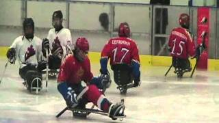 LONDON BLIZZARD SLEDGE INVITATIONAL 2012  PART 2