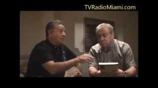 TV Radio Miami -Agustin Rangugni ENTREVISTA al ex presidente argentino Dr. Eduardo Duhalde
