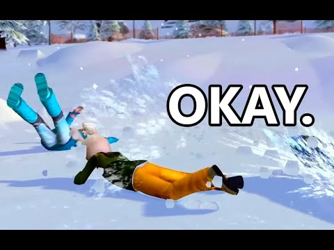 The Sims 4 Snowy Escape Is Okay, But Still Problematic. |