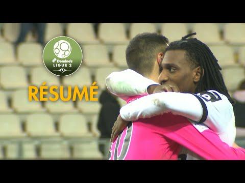 Grenoble Foot 38 - Valenciennes FC ( 1-3 ) - Résumé - (GF38 - VAFC) / 2019-20