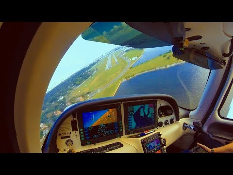 AOPA Tampa 2017 Fly-In and an Approach in IMC