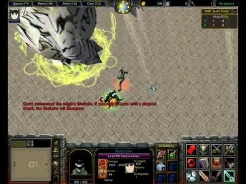 скачать карту Naruto Battle Royal для Warcraft 3 - фото 9