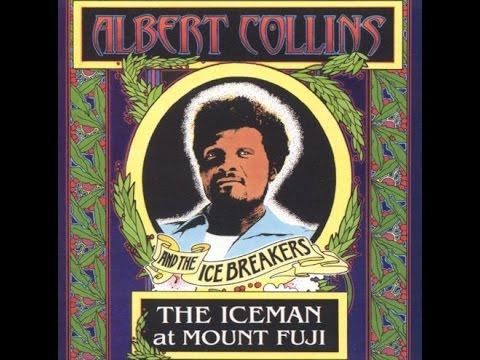 Albert Collins at Mt Fuji Festival 1992 - (The Iceman at Mount Fuji Festival)