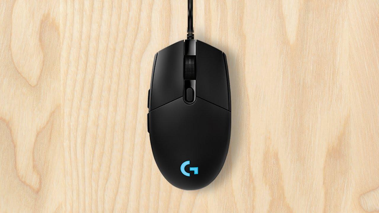 Logitech G Pro Mouse de Gaming: Análisis en Español