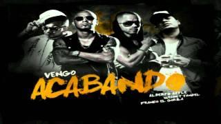 Alberto Style FT. Wisin y Yandel, Franco El Gorila - Vengo Acabando Remix REGGAETON 2011
