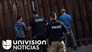 Así deporta ICE a un mexicano por quinta vez