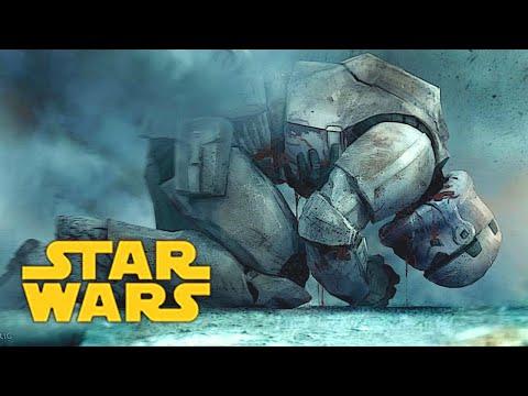 Битва, которая заставила Палпатина заменить Клонов на Штурмовиков | Звездные Войны