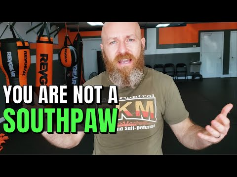 No Such Thing as A Right Handed Southpaw | Your Instincts are Wrong.
