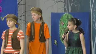 Сказка о Мотыльке