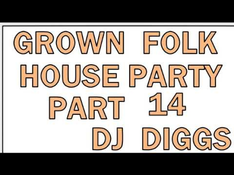TO ALL MY GROWN AND SEXY FOLKS       DJ DIGGS