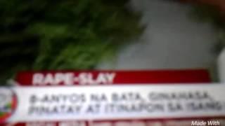 Repeat youtube video Multo ng rape victim nahagip ng camera 😱