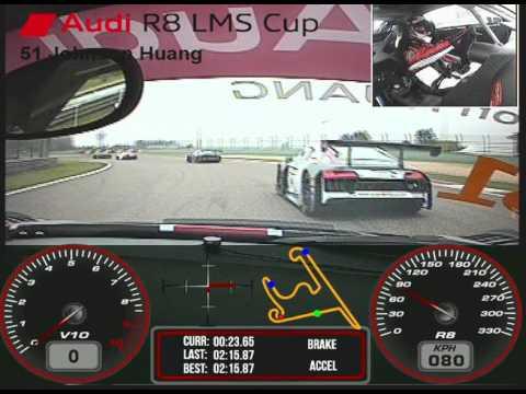 2016.5.22 上海Audi R8 LMS CUP Rond1