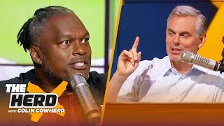 Rodgers Has Put Packers' Front Office In A Corner, Michael Thomas' Injury — LaVar | NFL | THE HERD