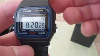 Годинник Осами Бен Ладена Casio F-91W Легенда 90 х