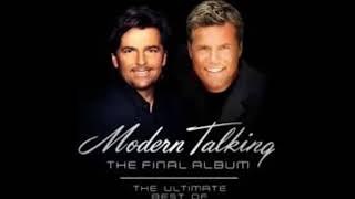 Modern Talking-Space Mix 2017 (The Ultimate None Stop Mix)