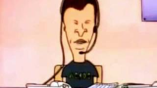 Beavis and butt-head in hard sell